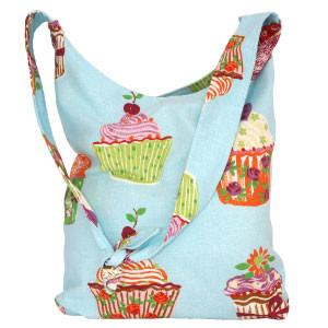 Katherine Bag in use by Tall Amy Bags