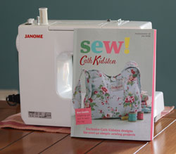 Sew by Cath Kidston - inspiration for Tall Amy Bags